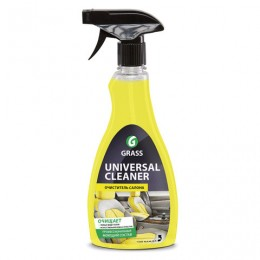Средство для очистки салона 500мл GRASS UNIVERSAL CLEANER, для ткани,пластика, распыл, 112105