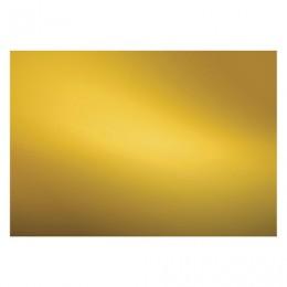 Бумага (картон) для творчества (1 лист) SADIPAL Sirio А2+ (500х650 мм), 225 г/м2, золотая фольга, 20261