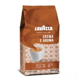 Кофе в зернах LAVAZZA Crema E Aroma, 1000 г, вакуумная упаковка, 2444