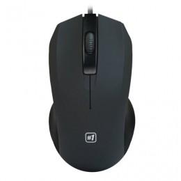 Мышь проводная DEFENDER #1 MM-310, USB, 2 кнопки + 1 колесо-кнопка, оптическая, черная, 52310
