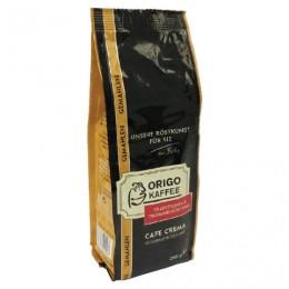 Кофе молотый ORIGO (ОРИГО) Cafe Crema, 250г, вакуумная упаковка, ш/к 50026, 3004100250