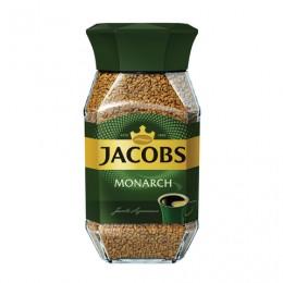 Кофе растворимый JACOBS MONARCH (Якобс Монарх), сублимированный, 95 г, стеклянная банка, 11309