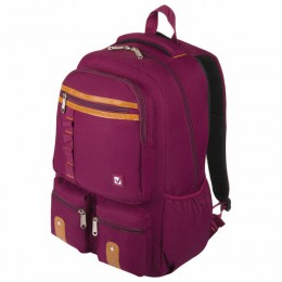 Рюкзак BRAUBERG для старшеклассников/студентов/молодежи, Джерси, 27 литров, 46х31х14 см, 226347