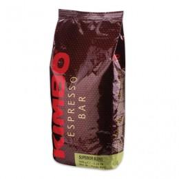 Кофе в зернах KIMBO Superior Blend (Кимбо Супериор Бленд), натуральный, 1000 г, вакуумная упаковка