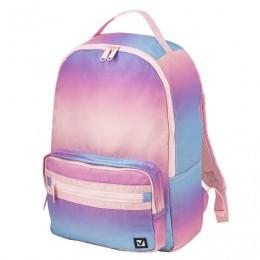Рюкзак BRAUBERG MULTICOLOR универсальный, нейлон, Rainbow, 43х28х14 см, 229888