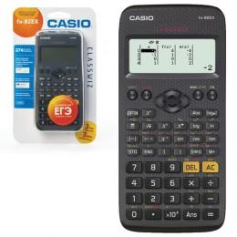 Калькулятор CASIO инженерный FX-82EX-S-ET-V, 274 функции, питание от батареи, 166х77 мм, блистер, сертифицирован для ЕГЭ, FX-82EX-S-EH-V