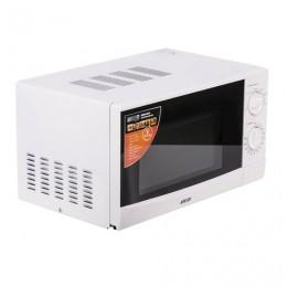 Микроволновая печь MYSTERY MMW-2012, объем 20 л, мощность 800 Вт, механическое управление, таймер, белая