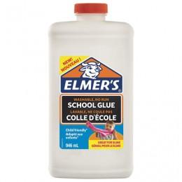 Клей для слаймов ПВА ELMERS School Glue, 946 мл (7-8 слаймов), 2079104