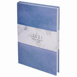 Ежедневник датированный 2021 (145х215мм), А5, STAFF, ламинированная обложка, Дизайн 5, 111820
