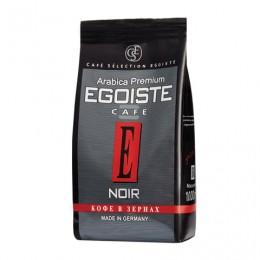 Кофе в зернах EGOISTE Noir, натуральный, 1000 г, 100% арабика, вакуумная упаковка, 12621