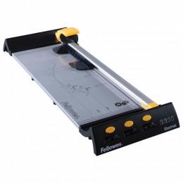 Резак роликовый ELECTRON A3, 10л, длина реза 455мм, метал.осн, LED указка реза, FELLOWES, FS-54105
