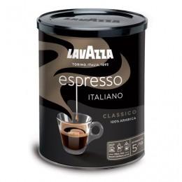 Кофе молотый LAVAZZA Espresso Italiano Classico, 250 г, жестяная банка, 1887