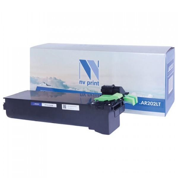 Картридж лазерный NV PRINT (NV-AR202LT) для SHARP AR 163/201/206/M160/M205, ресурс 16000 страниц