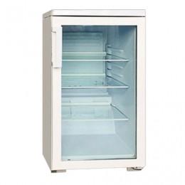 Холодильная витрина БИРЮСА Б-102, общий объем 115 л, 86,5x48x60,5 см, белый
