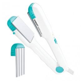 Стайлер для волос SCARLETT SC-HS60002, 30 Вт, выпрямление/волны, керамическое покрытие, SC - HS60002