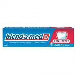 Зубная паста, 100 мл, BLEND-A-MED (Бленд-а-Мед) Анти-кариес