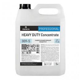Средство моющее универсальное 5 л, PRO-BRITE HEAVY DUTY, щелочное, низкопенное, концентрат, 009-5