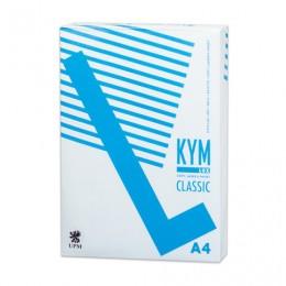 Бумага офисная А4, класс C, KYM LUX CLASSIC, 80 г/м2, 500 л., Финляндия, белизна 150% (CIE)