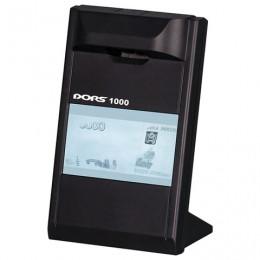 Детектор банкнот DORS 1000 М3, ЖК-дисплей 10 см, просмотровый, ИК-детекция, спецэлемент