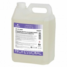 Антисептик кожный дезинфицирующий спиртосодержащий (65%) 5 л PROSEPT (ПРОСЕПТ), жидкость, кр, Р1 12005