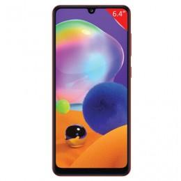 "Смартфон SAMSUNG GalaxyA31, 2 SIM, 6,4"", 4G (LTE), 48/20 + 5 + 8 + 5 Мп, 64 ГБ, красный, пластик, SM-A315FZRUSER"