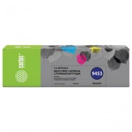Картридж струйный CACTUS (CS-EPT9453) для Epson WF-C5290DW/C5790DW, пурпурный, 66 мл