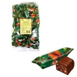 Конфеты шоколадные БАБАЕВСКИЙ Белочка, 1000 г, пакет, ББ11385