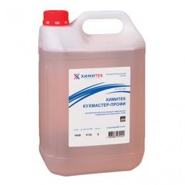 Средство для мытья посуды в посудомоечных машинах 5 л, ХИМИТЕК Кухмастер-профи, для мягкой и средней жесткости воды, концентрат, 70306