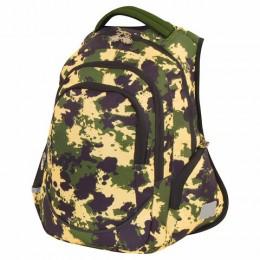 Рюкзак BRAUBERG SPECIAL, Military, 44x30x13 см, 228833