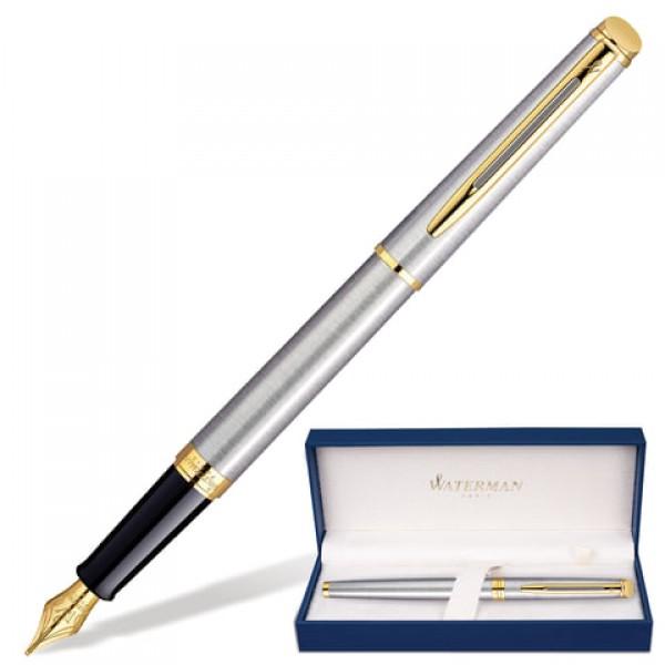 Ручка подарочная перьевая WATERMAN
