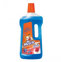 Средство для мытья пола 750 мл, МИСТЕР МУСКУЛ