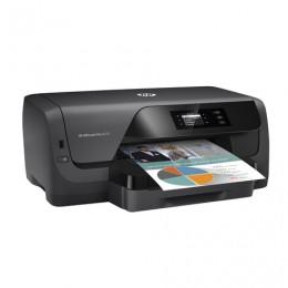 Принтер струйный HP Officejet Pro 8210, А4, 2400х1200, 22 стр./мин., 30000 стр./мес, ДУПЛЕКС, Wi-Fi, сетевая карта, D9L63A