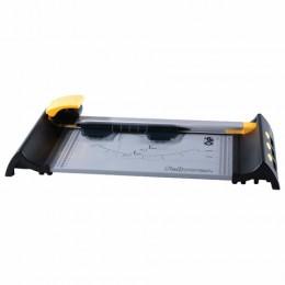 Резак роликовый ELECTRON A4, 10л, длина реза 320мм, метал.осн, LED указка реза, FELLOWES, FS-54104
